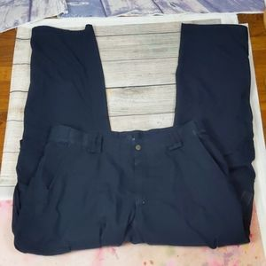 5.11 tactical navy pants size 38x36